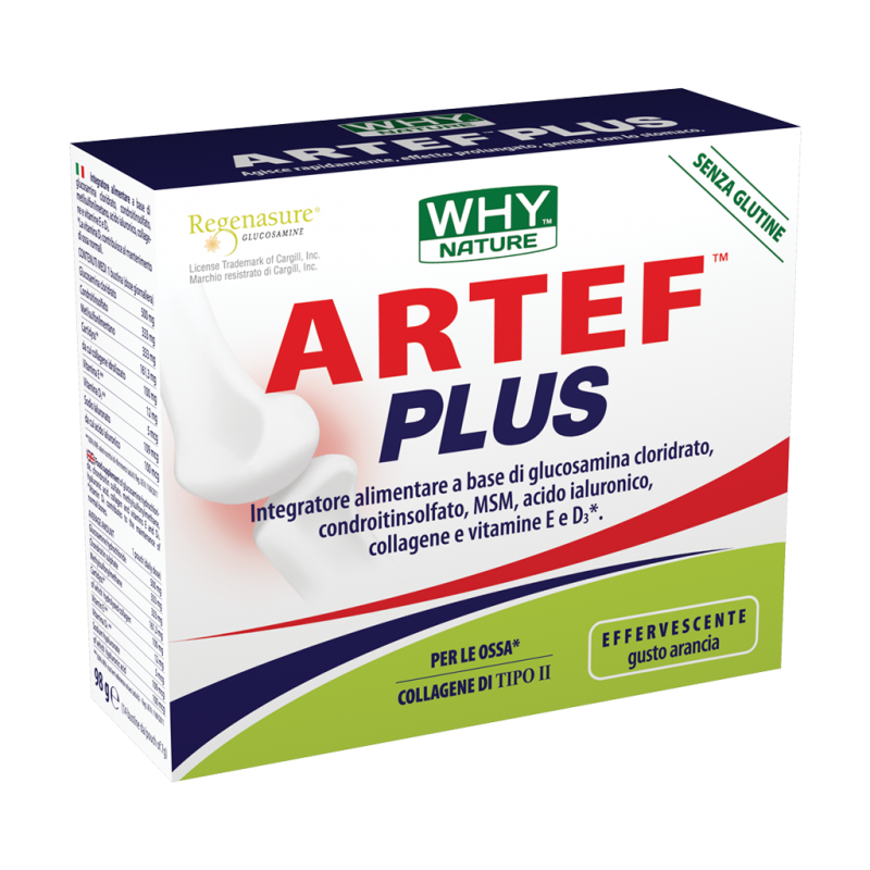 ARTEF PLUS 14 BUSTE DA 3G