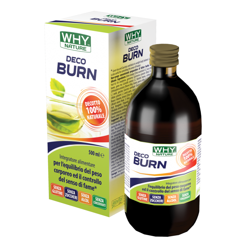 DECO BURN 500ML
