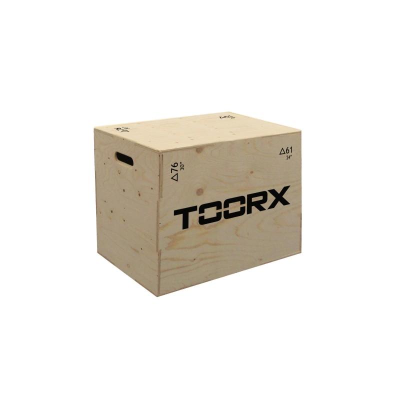 PLYO BOX 3 in 1 Toorx