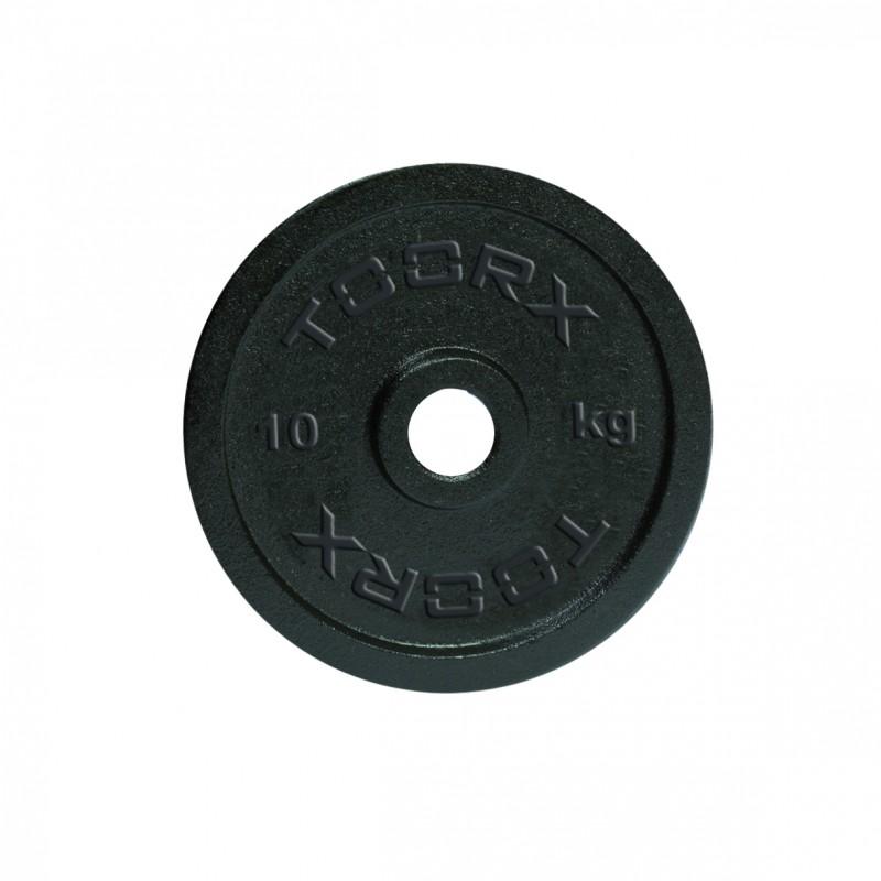 DISCHI IN GHISA NERA Ø 25mm - Toorx