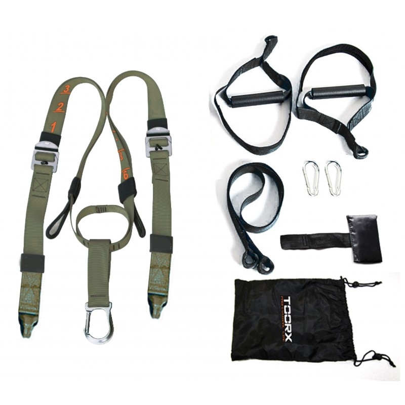 FUNCTIONAL SUSPENSION Workout PRO Toorx