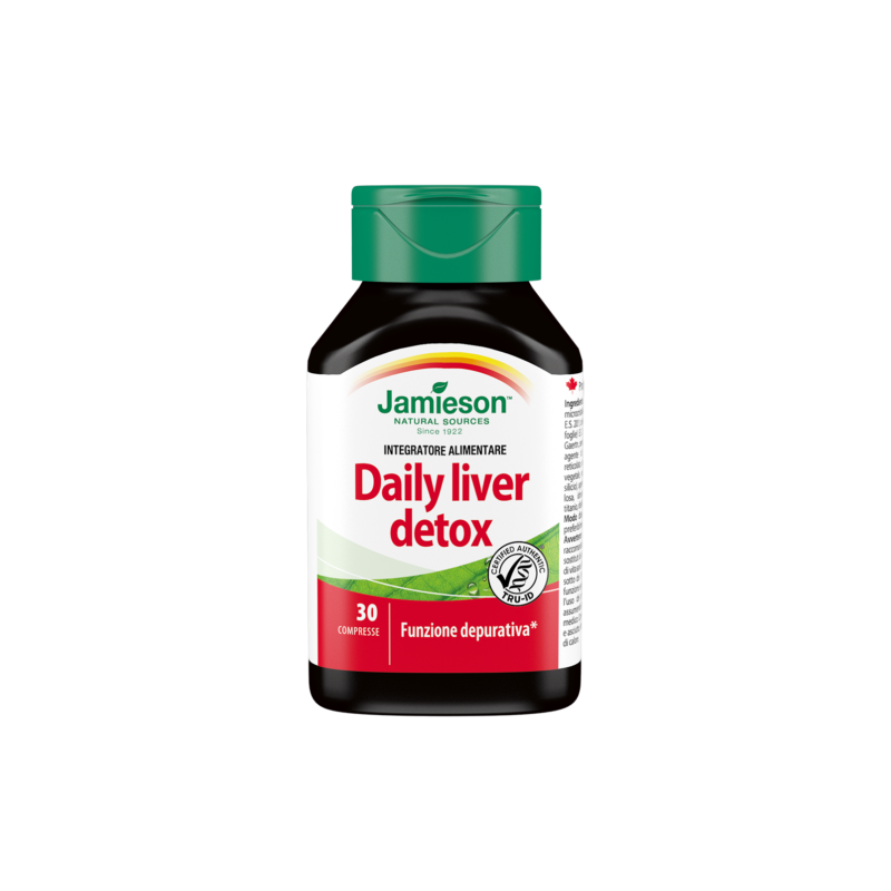 DAILY LIVER DETOX 30 CPR