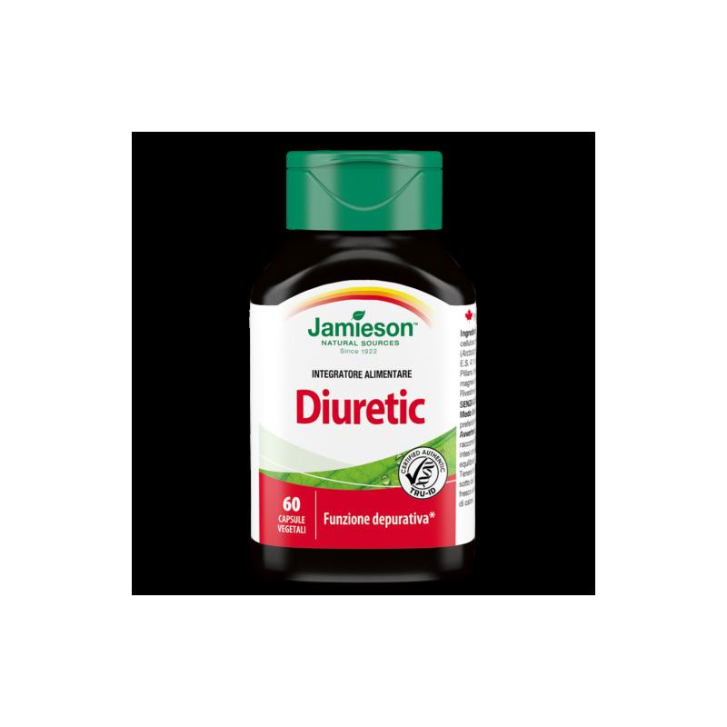 DIURETIC 60 CPS