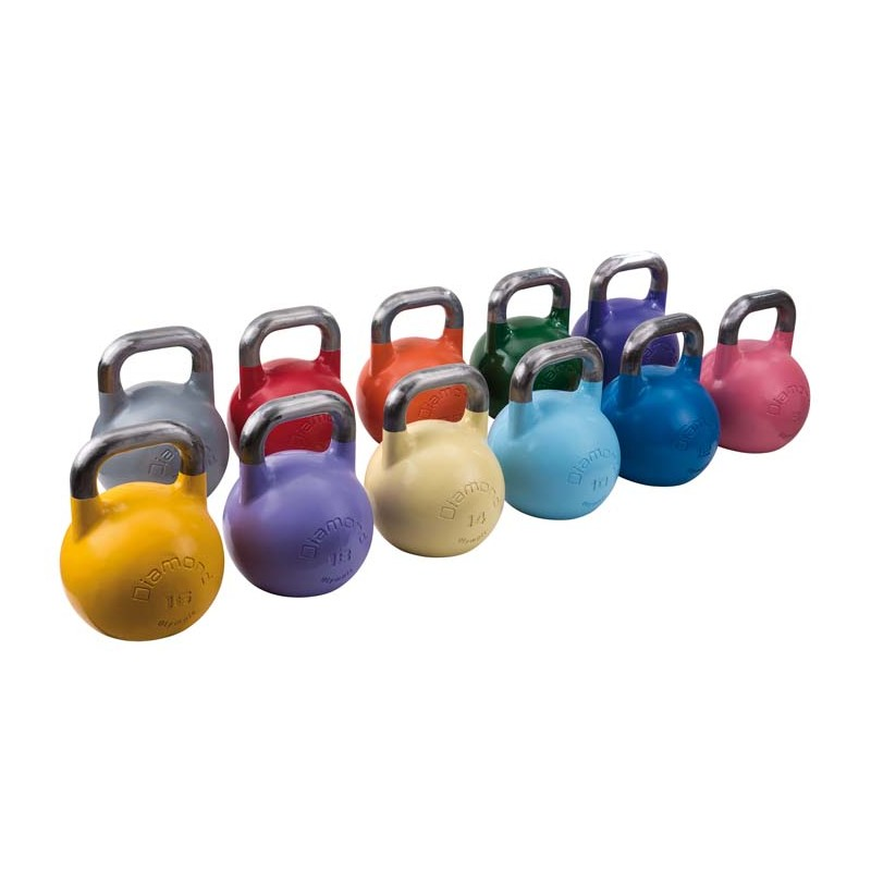 KETTLEBELLS OLIMPIONICHE - JK Fitness