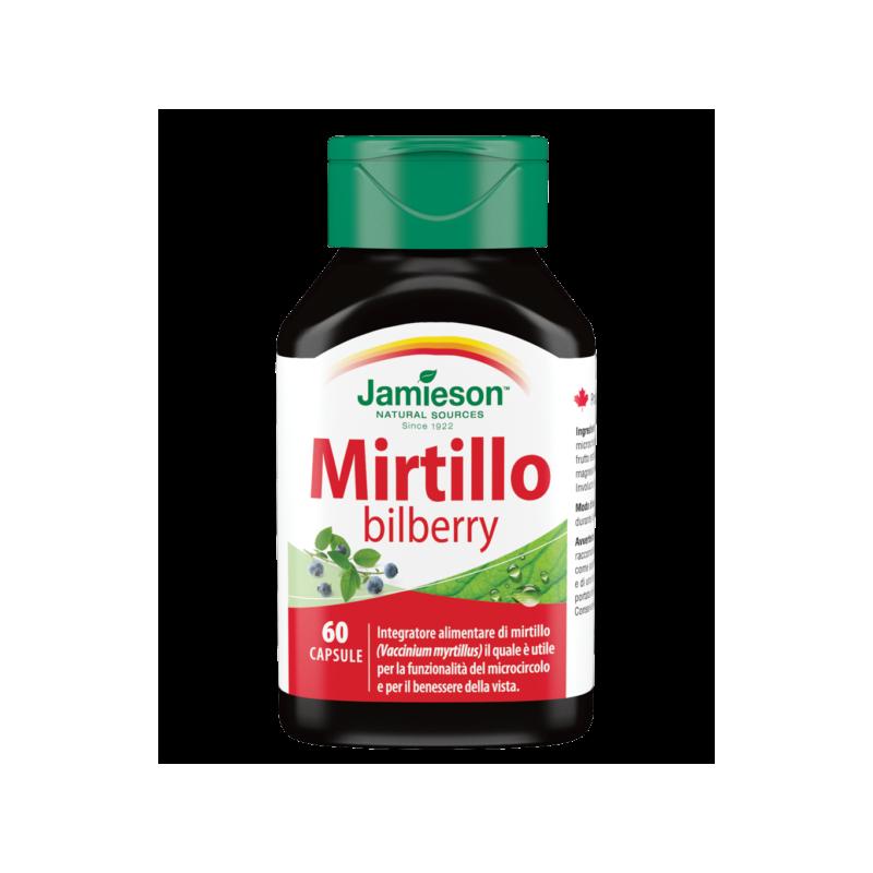 MIRTILLO BILBERRY 60 CPS