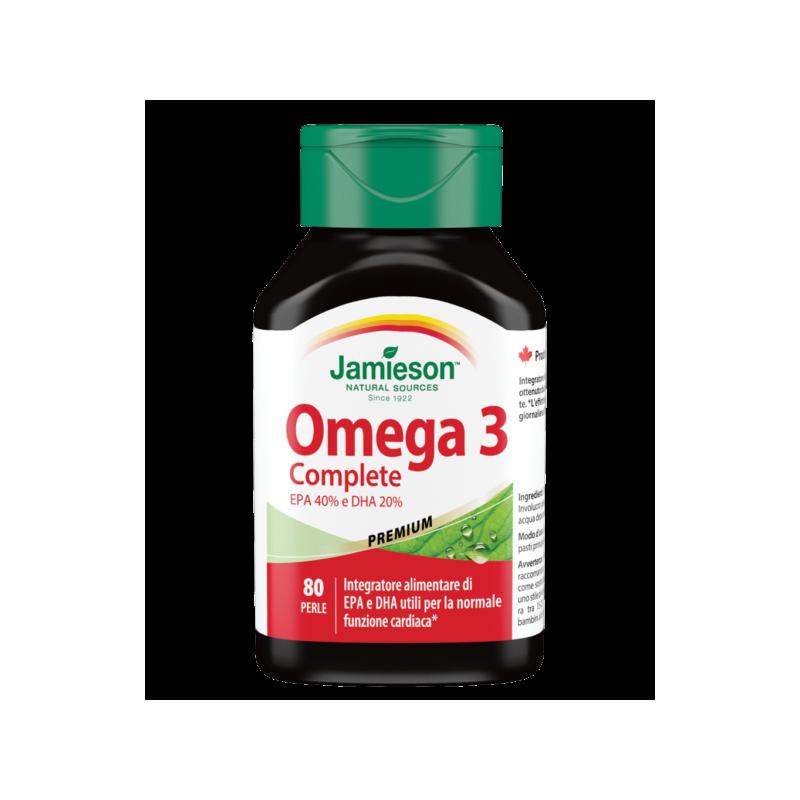 OMEGA 3 COMPLETE 80 PRL