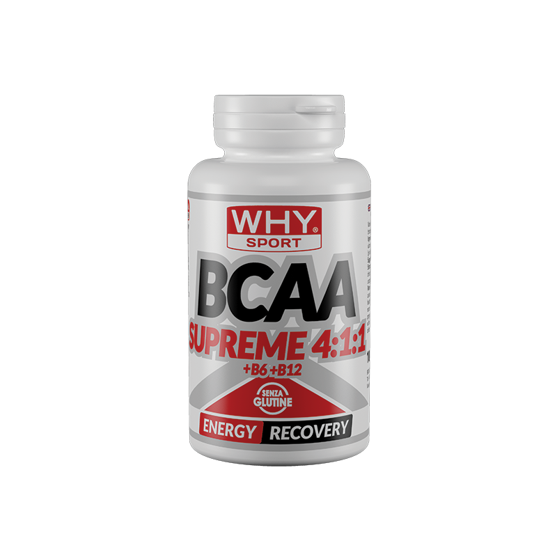 BCAA SUPREME 4:1:1 100cpr