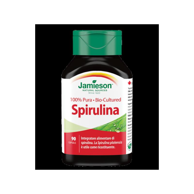 SPIRULINA 90 CPS