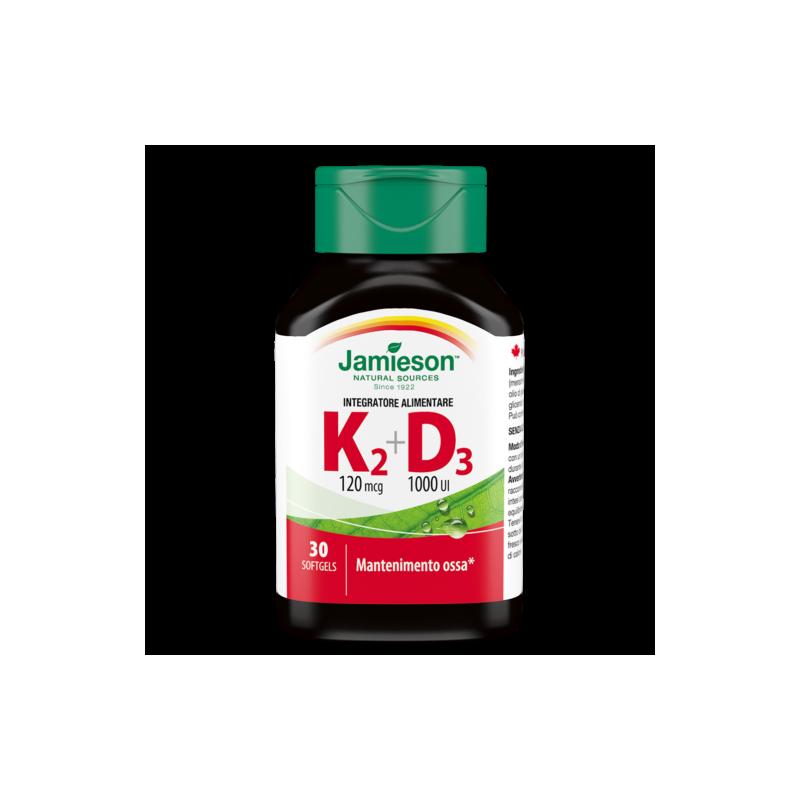VITAMINA K2+D3 30 PRL