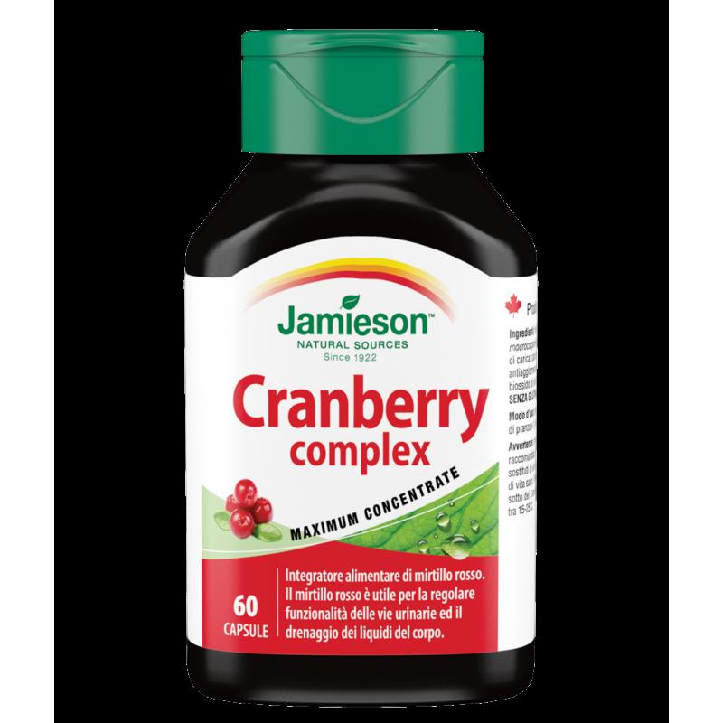 CRANBERRY COMPLEX 60 CPS