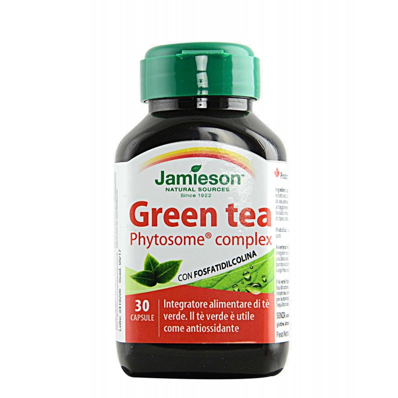 GREEN TEA PHYTOSOME COMPLEX...