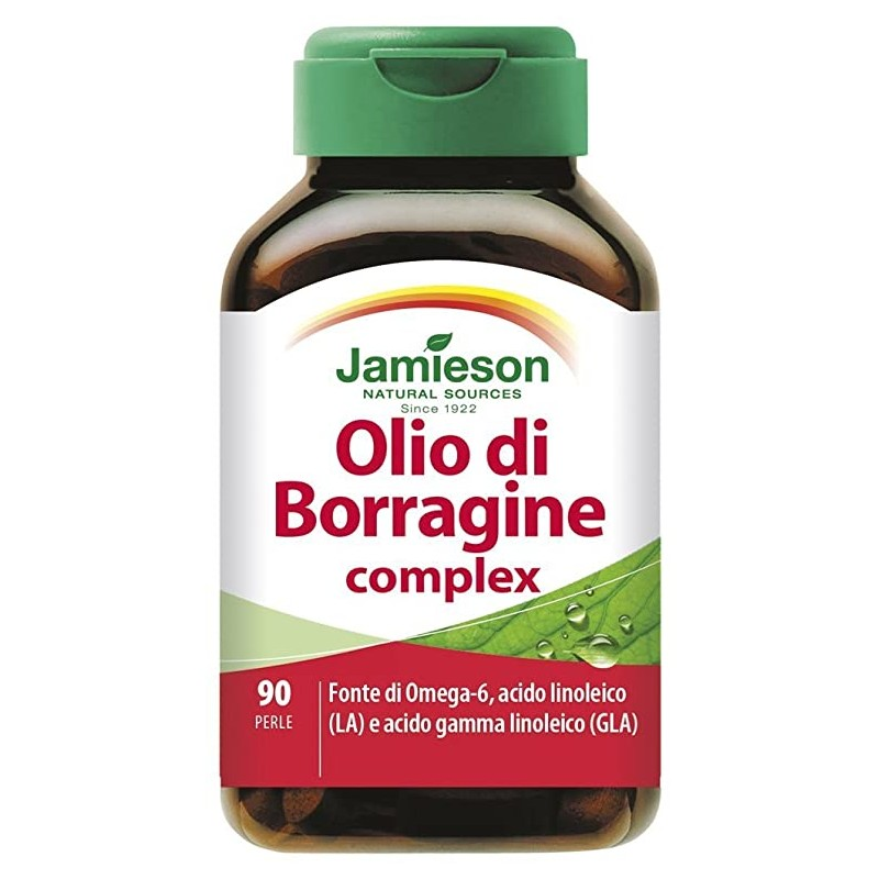 OLIO DI BORRAGINE COMPLEX 90 PRL