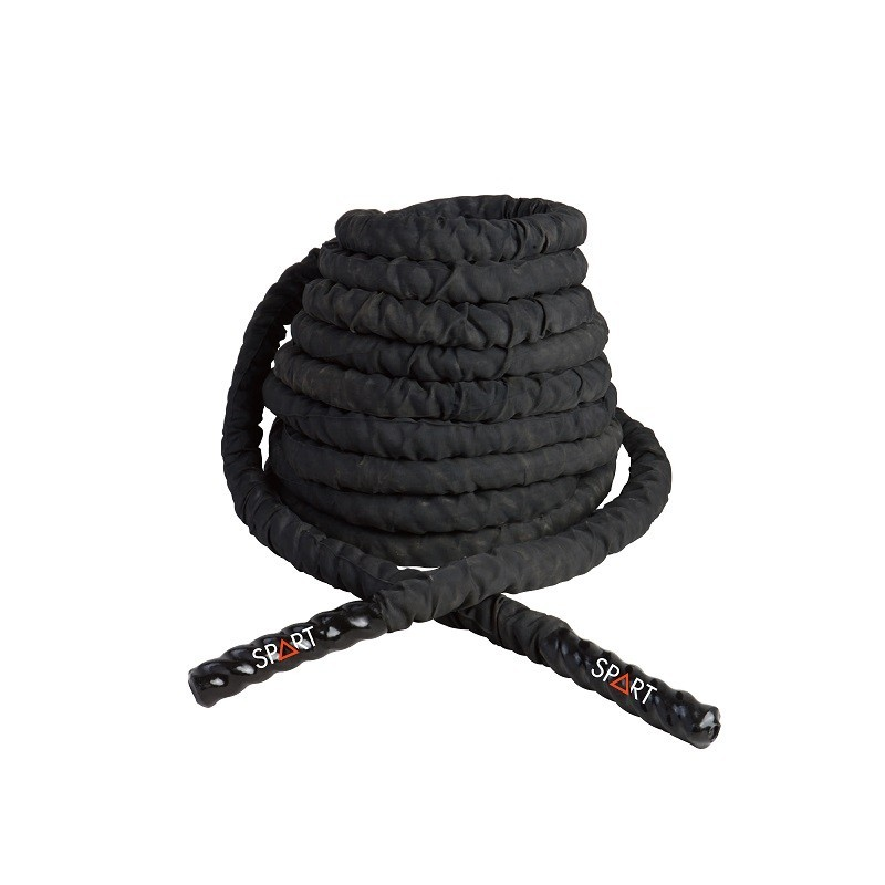 BATTLE ROPE WITH NYLON COVER