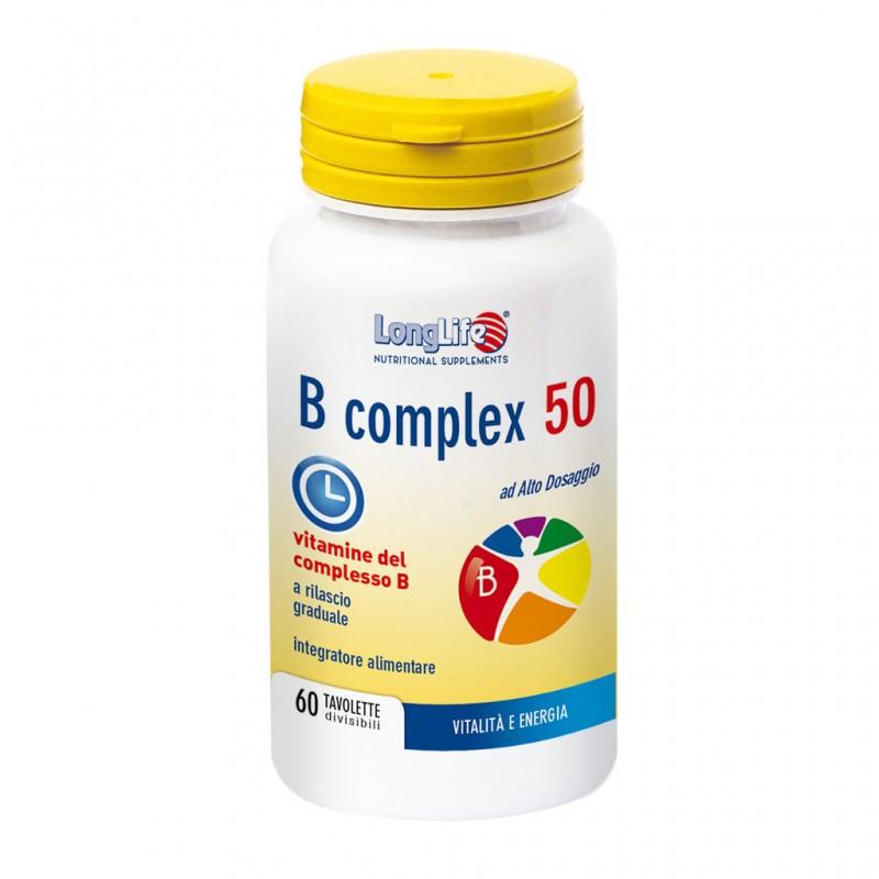 B COMPLEX 50