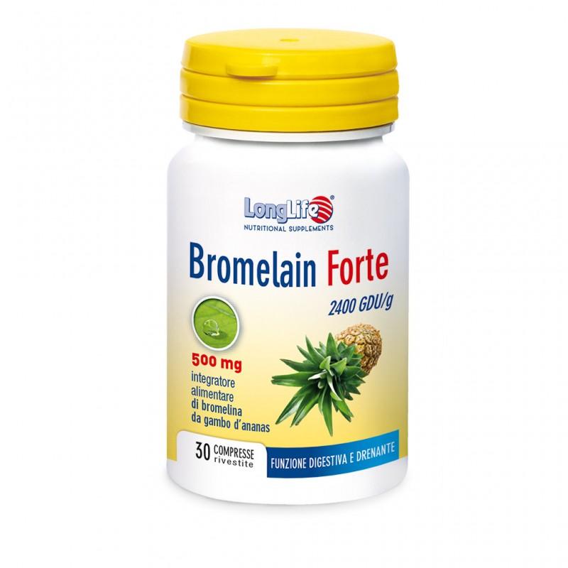 BROMELAIN FORTE 500 MG