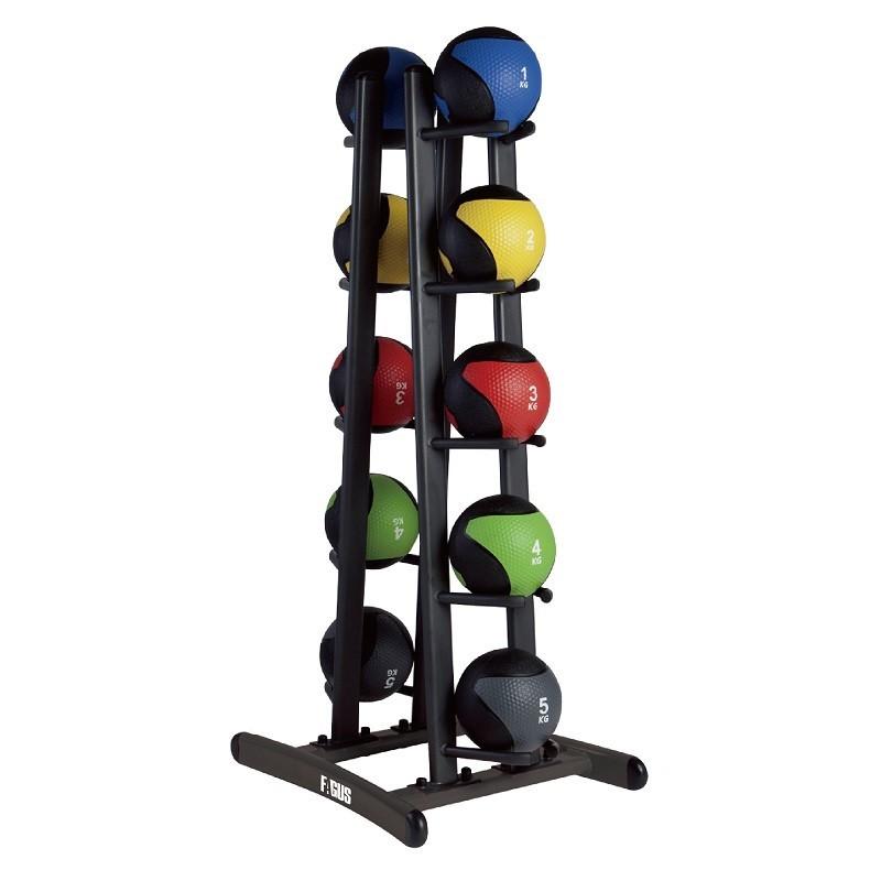 MEDICINE BALL RACK - Spart®