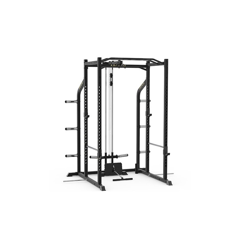 PLATE LOADED POWER RACK - Spart®