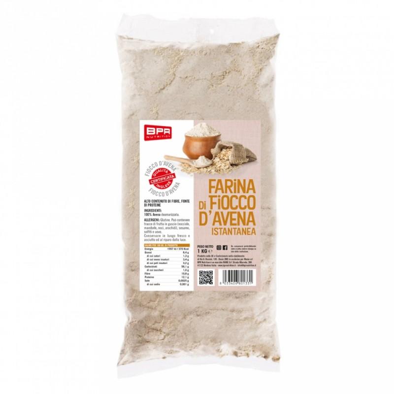 FARINA D'AVENA 1kg
