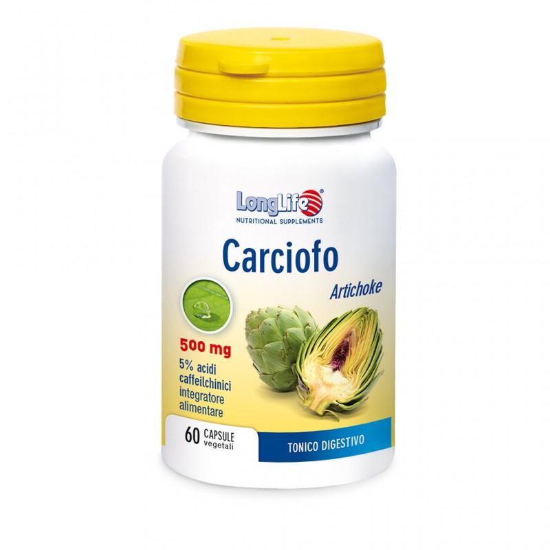 CARCIOFO 60CPS