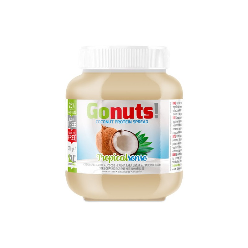 GONUTS! COCCO 350GR