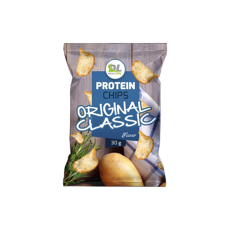 PROTEIN CHIPS ORIGINAL CLASSIC 30GR