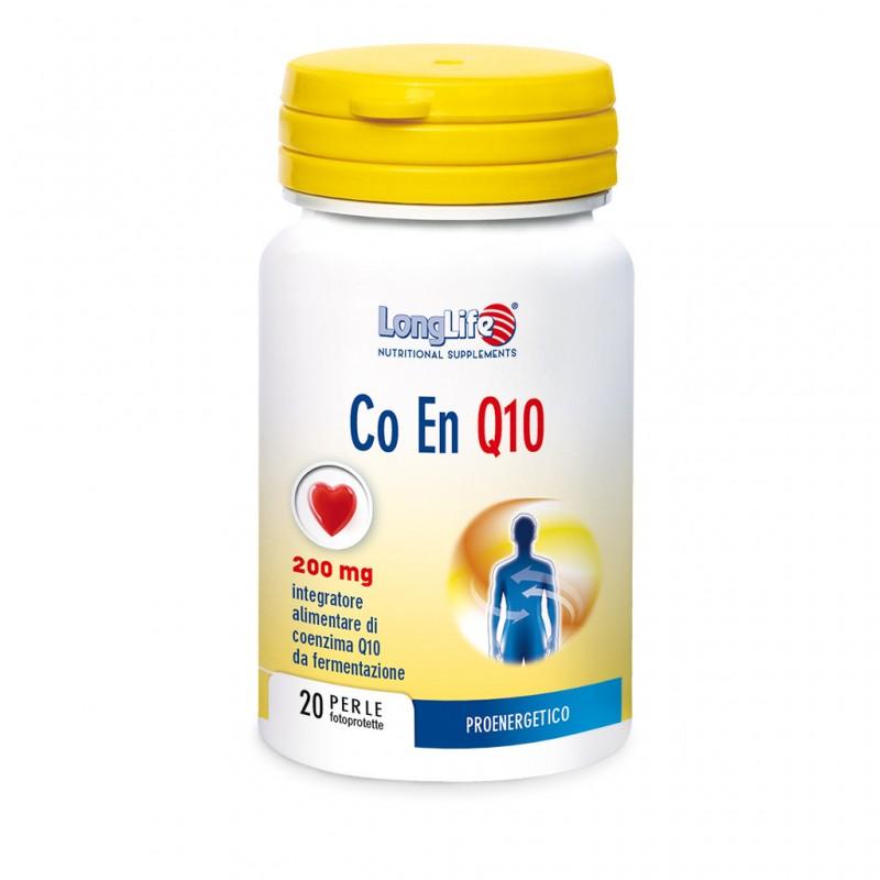 CO EN Q10 200 MG 20 PERLE