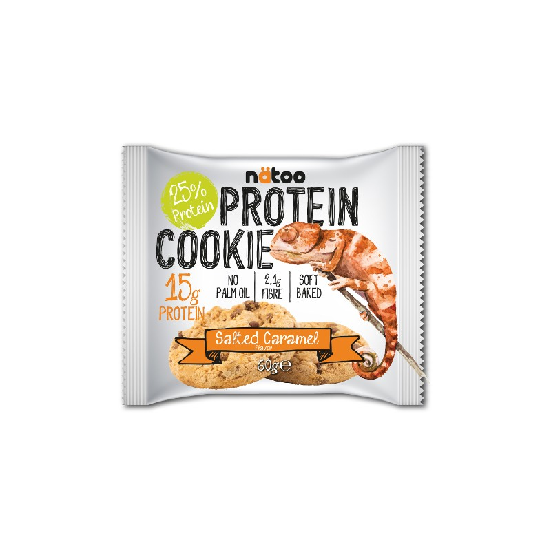PROTEIN COOCKIES SALTED...