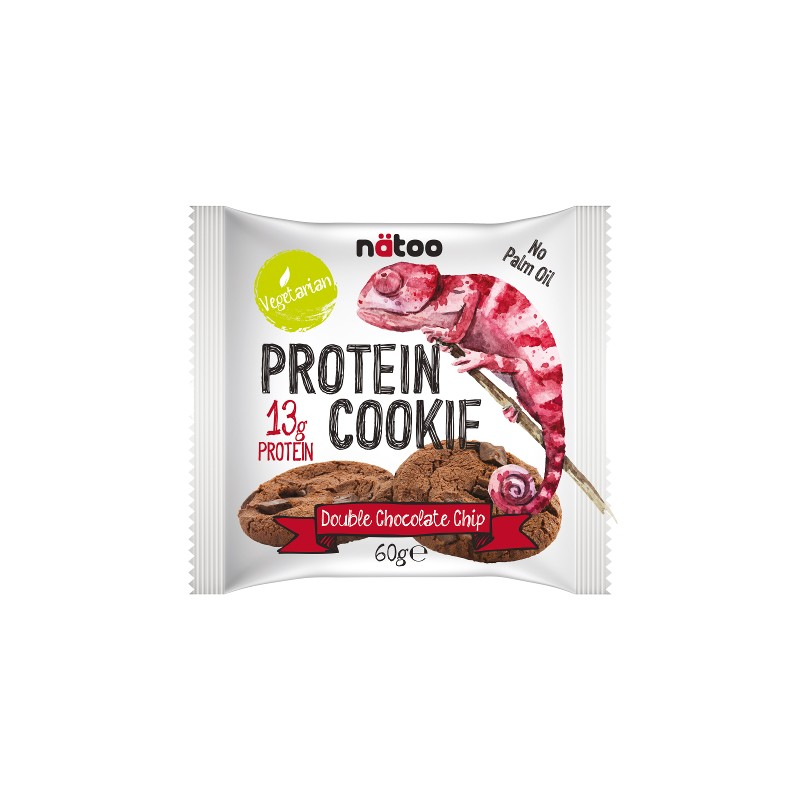 PROTEIN COOCKIES DOUBLE...