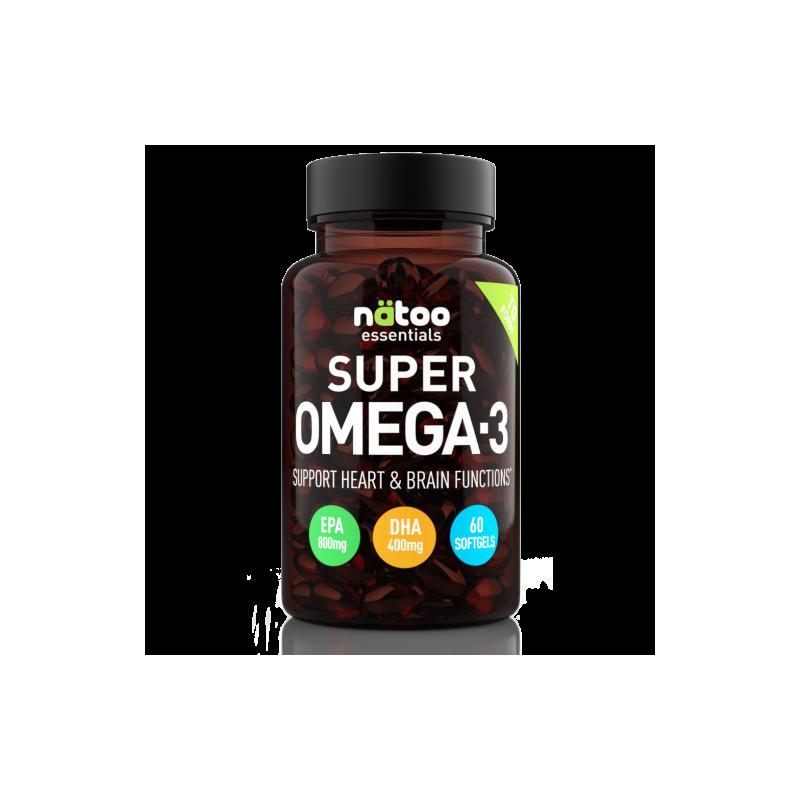 SUPER OMEGA-3 60cps