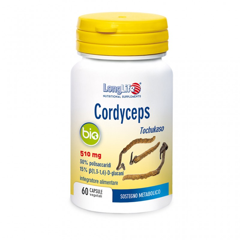 CORDYCEPS BIO 60CPS