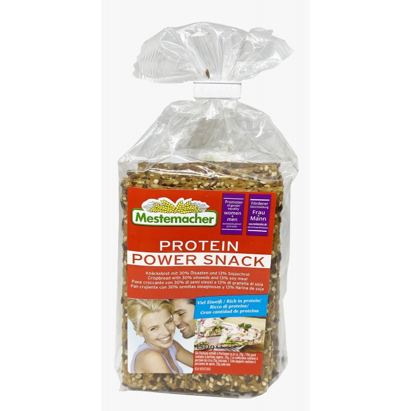PROTEIN POWER SNACK MAXI 150g