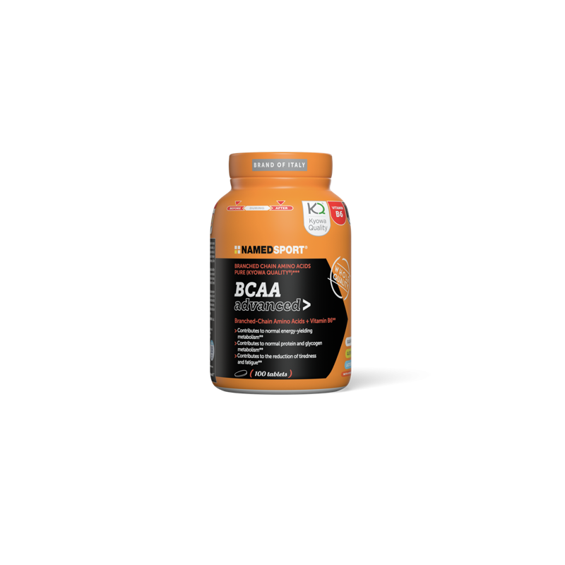 BCAA ADVANCED 100 cpr