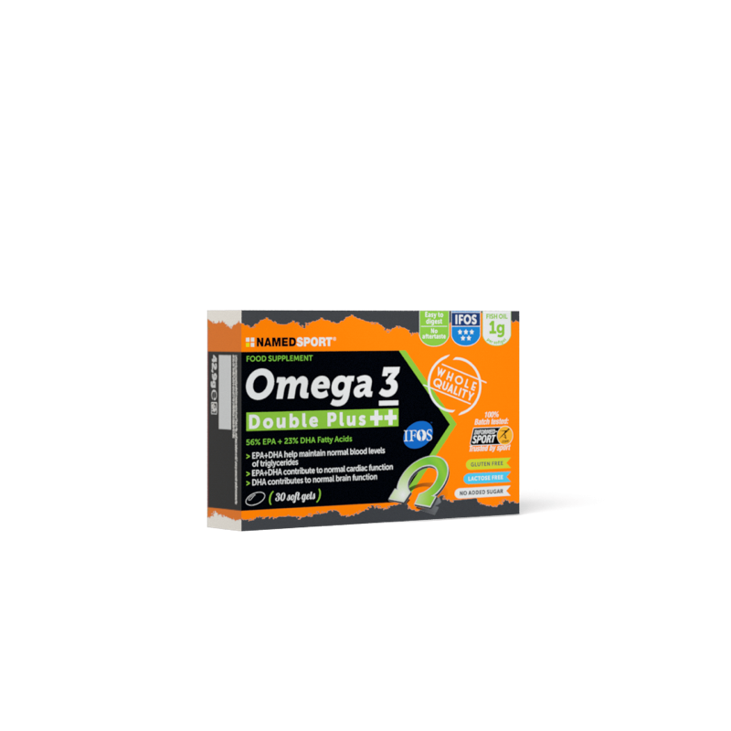 OMEGA 3 DOUBLE PLUS 30 SOFTGEL