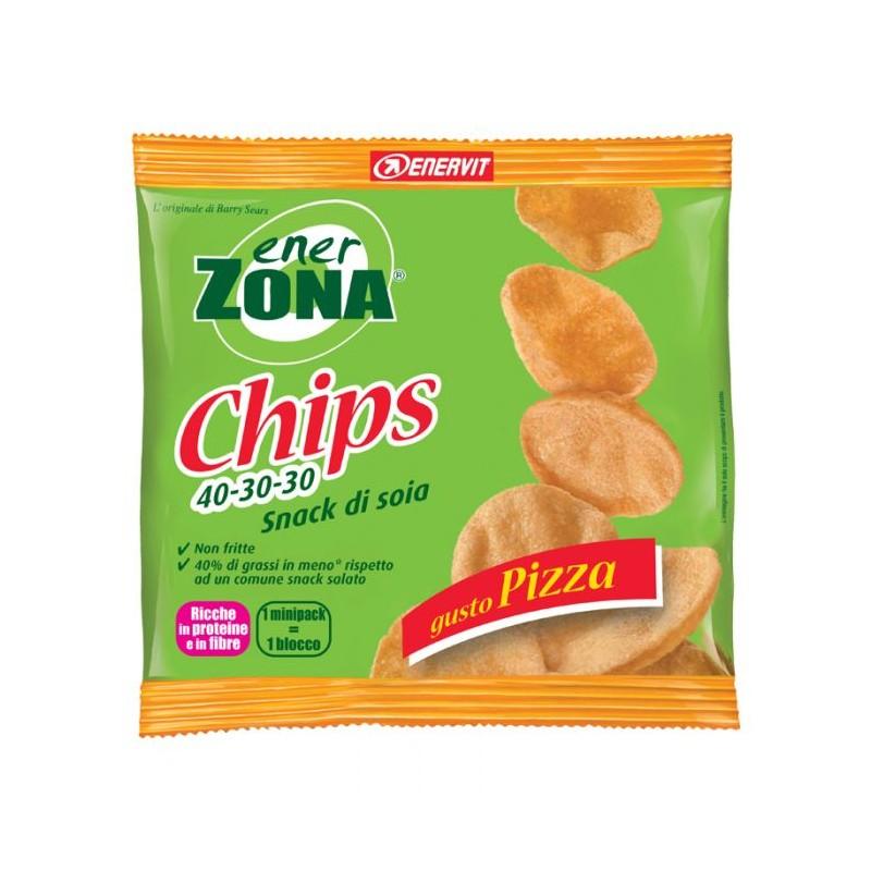 ENERZONA CHIPS GUSTO PIZZA