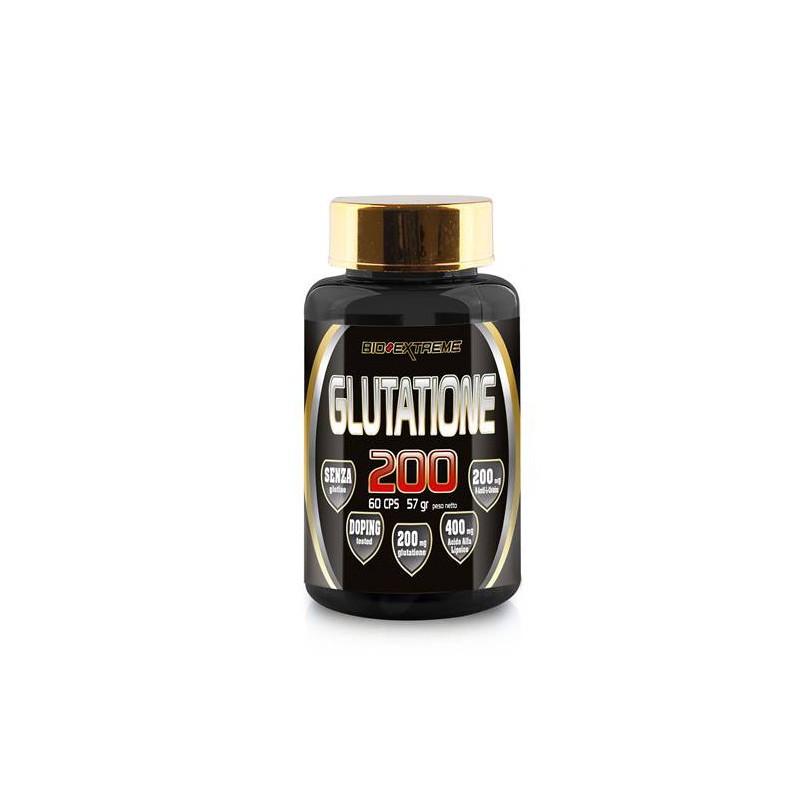 GLUTATIONE 200 60 cpr