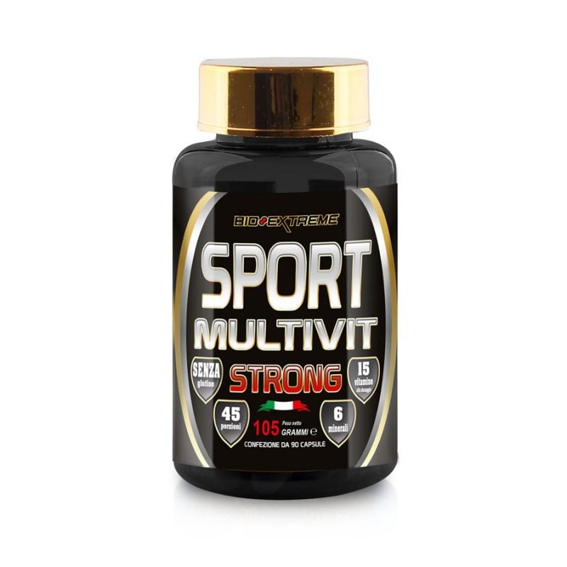 SPORT MULTIVIT STRONG 90 cpr