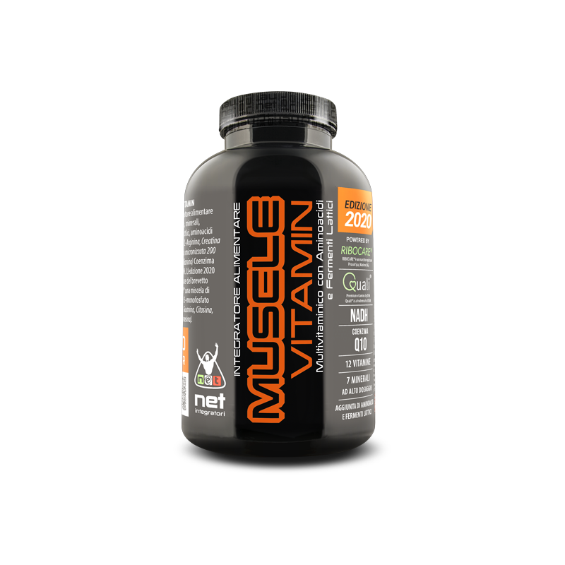 MUSCLE VITAMIN 120 CPR