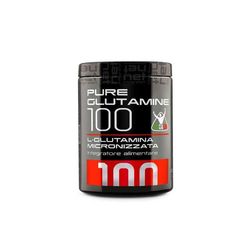 PURE GLUTAMINE 100 - 400 GR