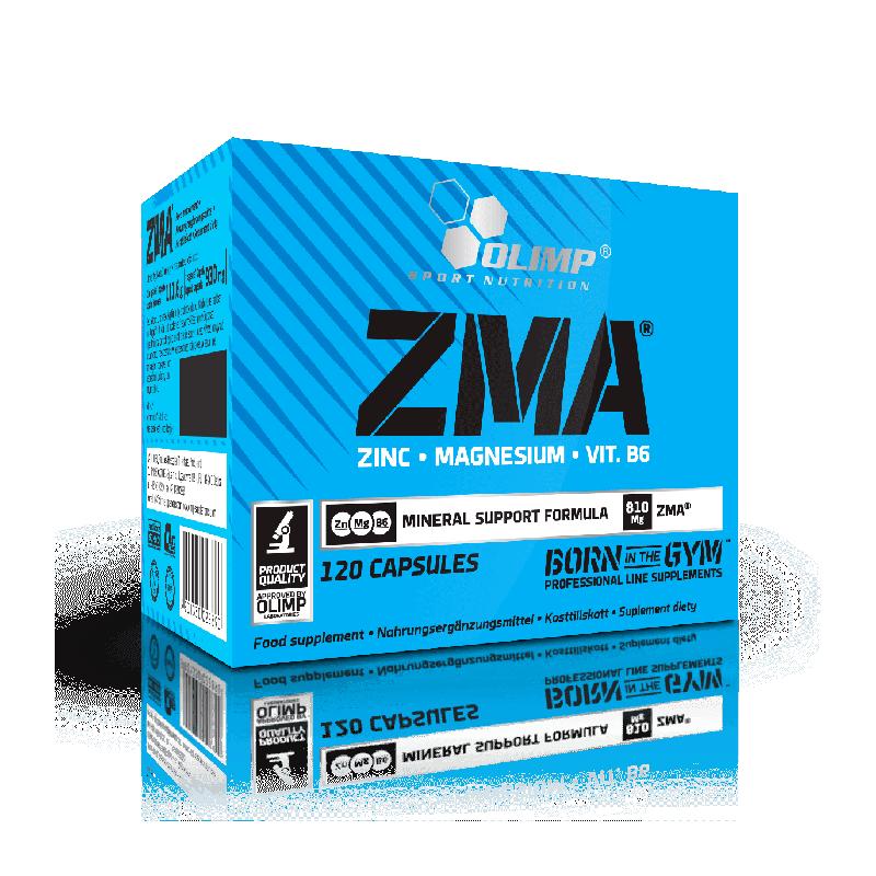 ZMA 120 capsule