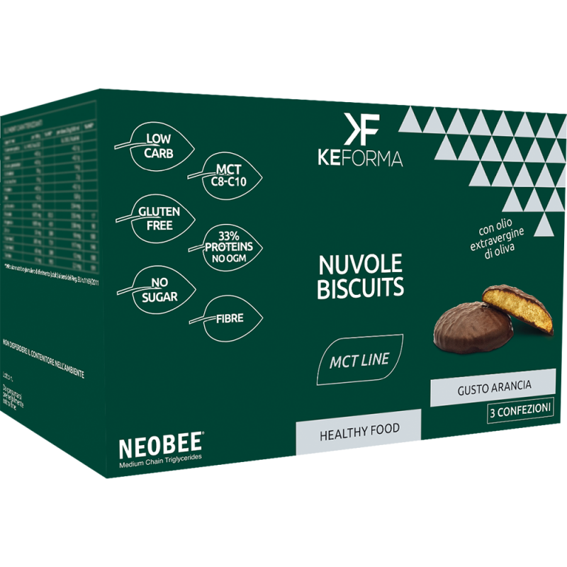 MCT NUVOLE BISCUITS 3...