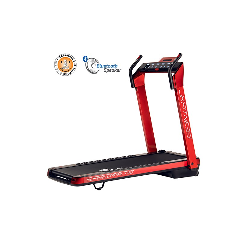 SUPERCOMPACT48 RED - JK Fitness