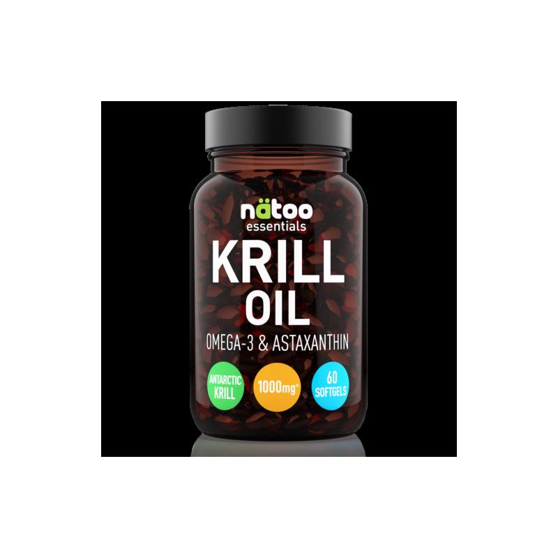 KRILL OIL 60 SOFTGEL