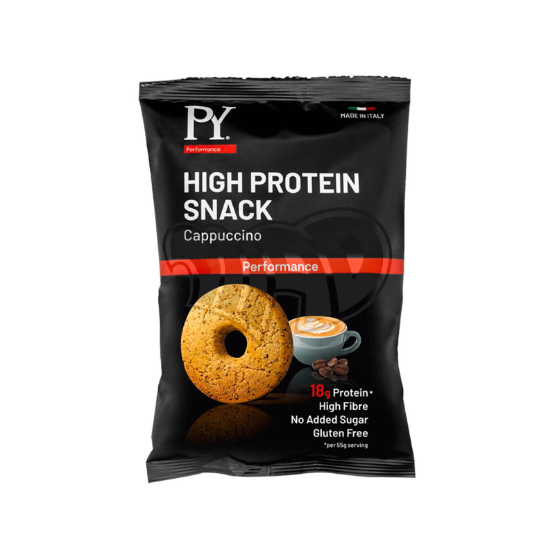 HIGH PROTEIN SNACK CAPPUCCINO 55g